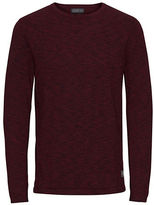 Jack and Jones Slub Knit Top