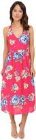 Brigitte Bailey Milana Mid-Length Floral Tank Dress