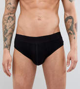 Asos Tall U Bound Jock Strap In Black