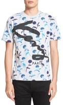 Kenzo Dandelion Graphic T-Shirt