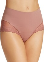 Spanx Undie-tectable Lace High Hipster