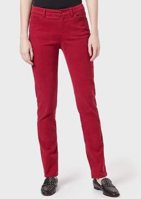 Emporio Armani J18 Super-Skinny Denim Jeans