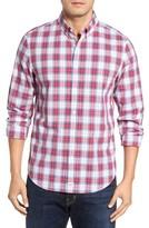 Vineyard Vines Men's Murray Bucklin Point Slim Fit Plaid Sport Shirt