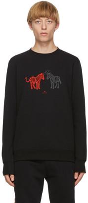 Paul Smith Black Zebras Sweatshirt