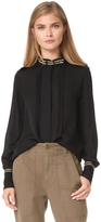 Belstaff Johanna Silk Top