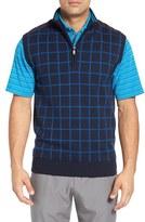 Bobby Jones Men's 'Bunker' Merino Wool Wind Sweater Vest