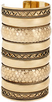 ASOS Wide Patterned Textured Cuff