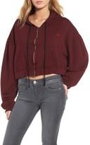 Hudson Women's Crop Zip Hoodie