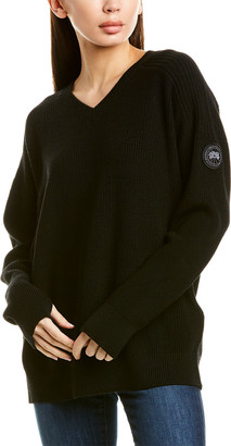 Canada Goose Maurelle Wool Sweater
