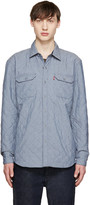 Levi's Reversible Quilted Shirt