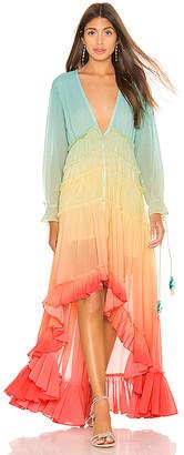 Rococo Sand Ciel Dress