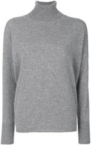Incentive! Cashmere roll neck jumper
