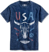 American Rag Men's Usa Graphic Print T-Shirt, Created for Macy's