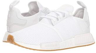 adidas NMD_R1 (White/White/Gum 3) Men's Running Shoes