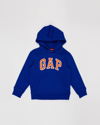 Gapkids Arch Pullover Hoodie - Teens
