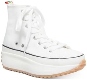 Madden-Girl Winnona Flatform High-Top Sneakers
