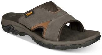 Teva Men Katavi 2 Water-Resistant Slide Sandals Men Shoes