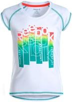 Reebok Active Block Shirt - Short Sleeve (For Little Girls)