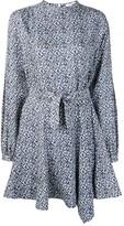 Derek Lam 10 Crosby mini paisley flared dress