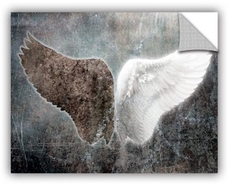 ArtWall Wings Removable Wall Art Mural