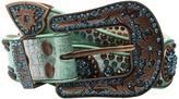 M&F Western - Scalloped Round Concho Belt Women's Belts
