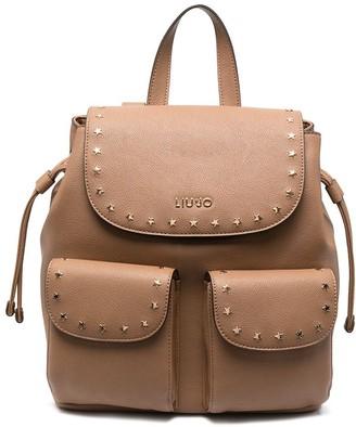 Liu Jo Star-Studded Backpack