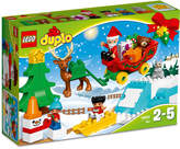 Lego Duplo 45-Pc. Town Santa's Winter Holiday