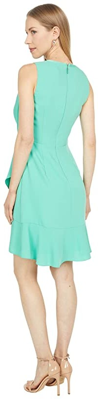 Thumbnail for your product : BCBGMAXAZRIA Drape Front Cocktail Dress