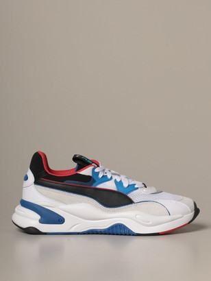 Puma Rs-2k Internet Exploring Mesh And Synthetic Leather Sneakers