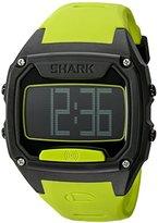 Freestyle Unisex 10025777 Shark Tooth Digital Display Japanese Quartz Yellow Watch