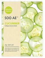 Soo Ae® Collagen Essence Mask Cucumber - 5 count