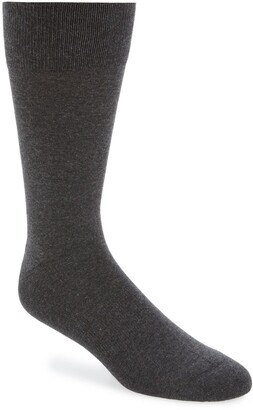 Nordstrom Cushion Foot Arch Support Dress Socks