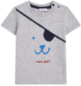 Absorba Pirate Patch T-Shirt (3-18 Months)