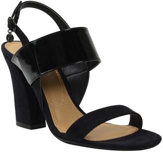 J. Renee Block-Heel Sandals - Emberley