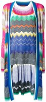 Missoni long cardigan two piece set - women - Viscose/Wool - 42
