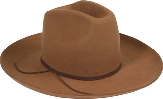 LACK OF COLOR The Goldfinger Wool Western Hat