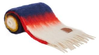 Loewe Striped scarf