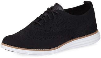 Cole Haan Original Grand Stitchlite Oxford Sneakers, Black