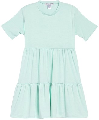 Cotton Emporium Tiered T-Shirt Dress
