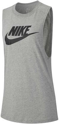 Nike Womens Sportswear Essential Muscle Tank
