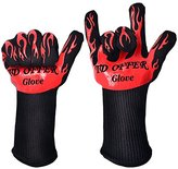 Cooking Gloves Extreme Heat Resistant EN407,Hot Surface Handler 2 Glove