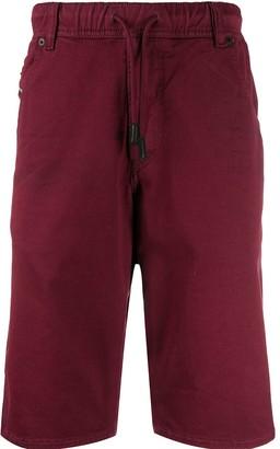 Diesel JoggJeans slim fit shorts
