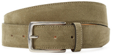 DeSanto Suede Square Buckle Belt