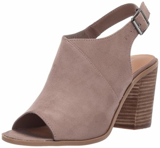 Madden-Girl Women's PEACHEES Heeled Sandal
