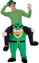 Unknown New Carry Me Mascot Costume Oktoberfest Fancy Party Dress Costume Christmas Costume Green Men Pants