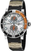 Ulysse Nardin Men's 263903/91 Maxi Marine Diver Titanium Dial Titanium Dial Watch