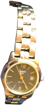 Tissot Grey Steel Watches