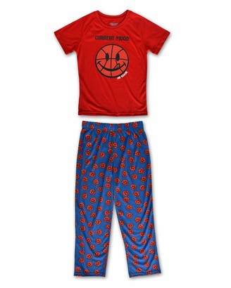 Joe Boxer Boys Bball Tee and Pant Set