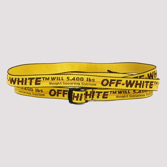 Off-White Classic Mini Industrial Belt