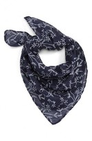 BP Women's Floral Square Scarf